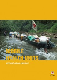 Mobile health units - Methodological approach