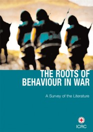 The roots of behaviour in war: a survey of the literature