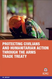 Protecting civilians and humanitarian action through the Arms Trade Treaty