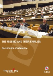 The Missing and their families: documents of reference