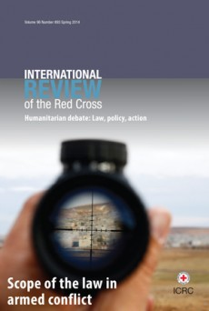 Scope of the law in armed conflict - Review