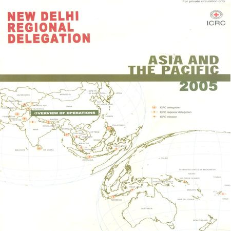 New Delhi Regional Delegation -  Asia and the Pacific 2005