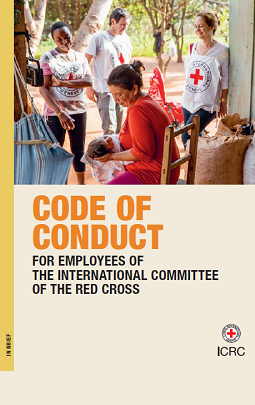 Code of Conduct for Employees of the International Committee of the Red Cross