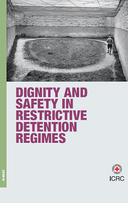 Dignity and safety in restrictive detention