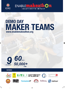 Enable Makeathon - Ideation to impact : Demo day maker teams