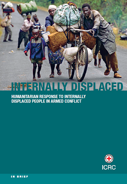 Internally displaced: humanitarian response to internally displaced people in armed conflict