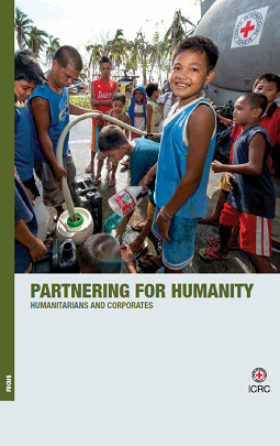 Partnering for humanity : Humanitarians and corporates