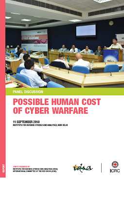 Possible human cost of cyber warfare