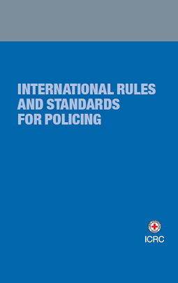 International rules and standards for policing