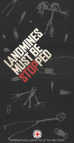 Landmines must be stopped